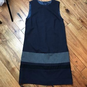 GAP Gray Wool Dress